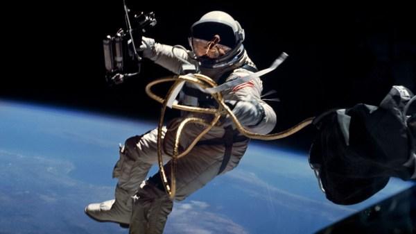 NASA Gemini spacesuit EVA