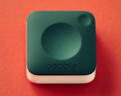 "Peeble Core --""an entirely new device for runners"""