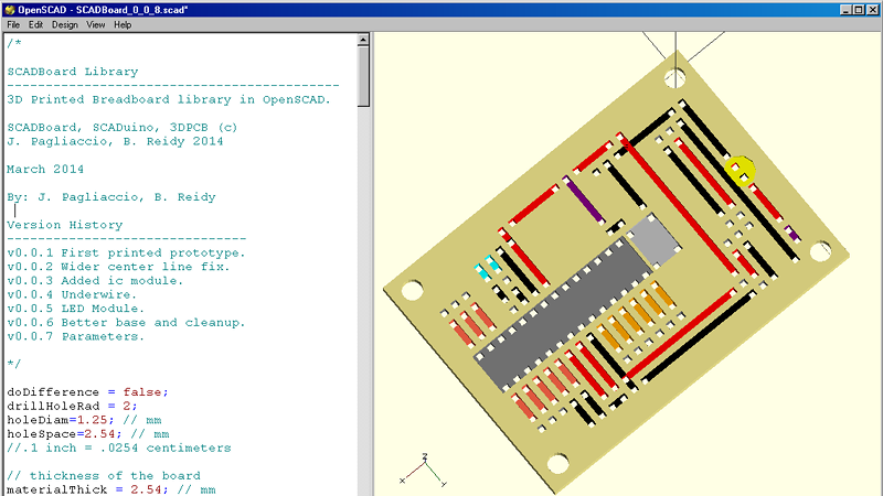 3D Printed Circuit Boards… Sort Of | Hackaday