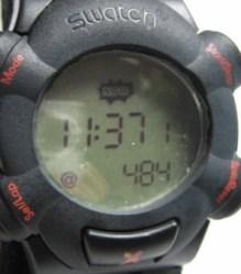 Swatch Beat watch