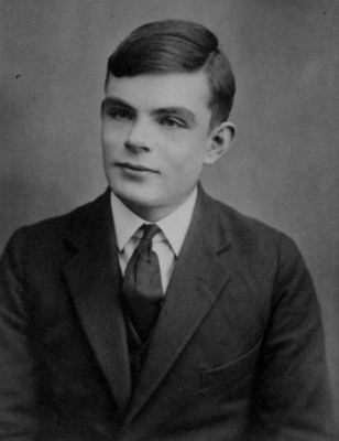 "Alan Turing, creator of the Turing Test and the ""polite convention"" philosophy"