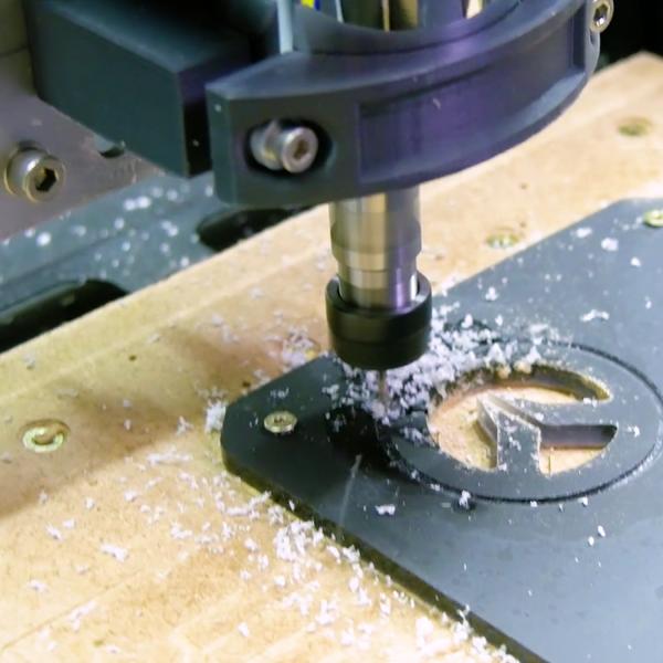 3D Printer Transforms To CNC | Hackaday