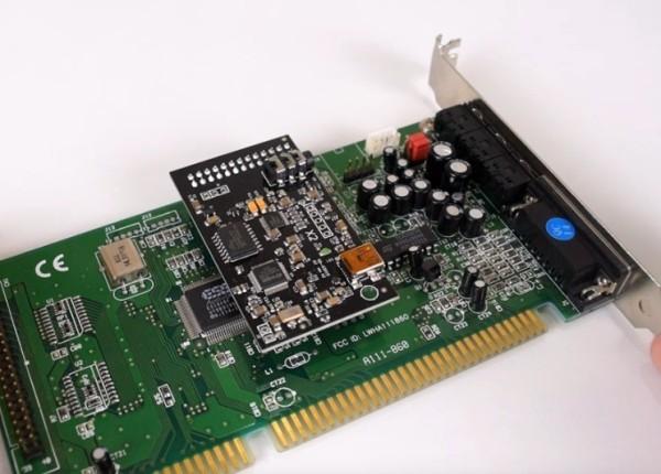 DreamBlaster X2 on a Sound Blaster Sound Card