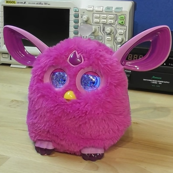 Taking Control Of Your Furby | Hackaday