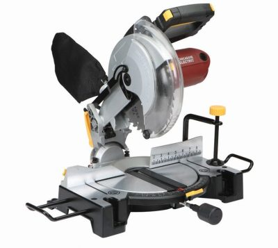 Harbor Freight's entry-level miter saw. Source: Harbor Freight
