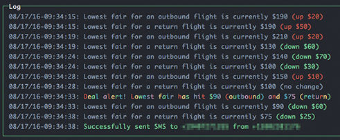 Sticking With The Script For Cheap Plane Tickets | Hackaday
