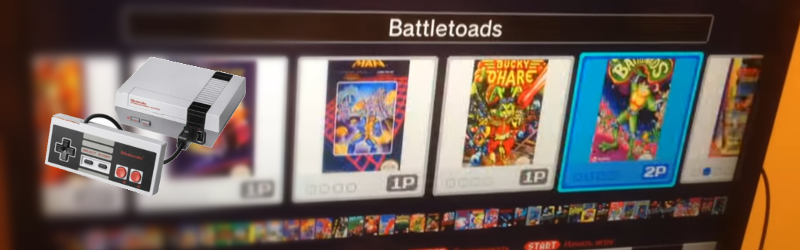 How To Add More Games To The NES Classic | Hackaday