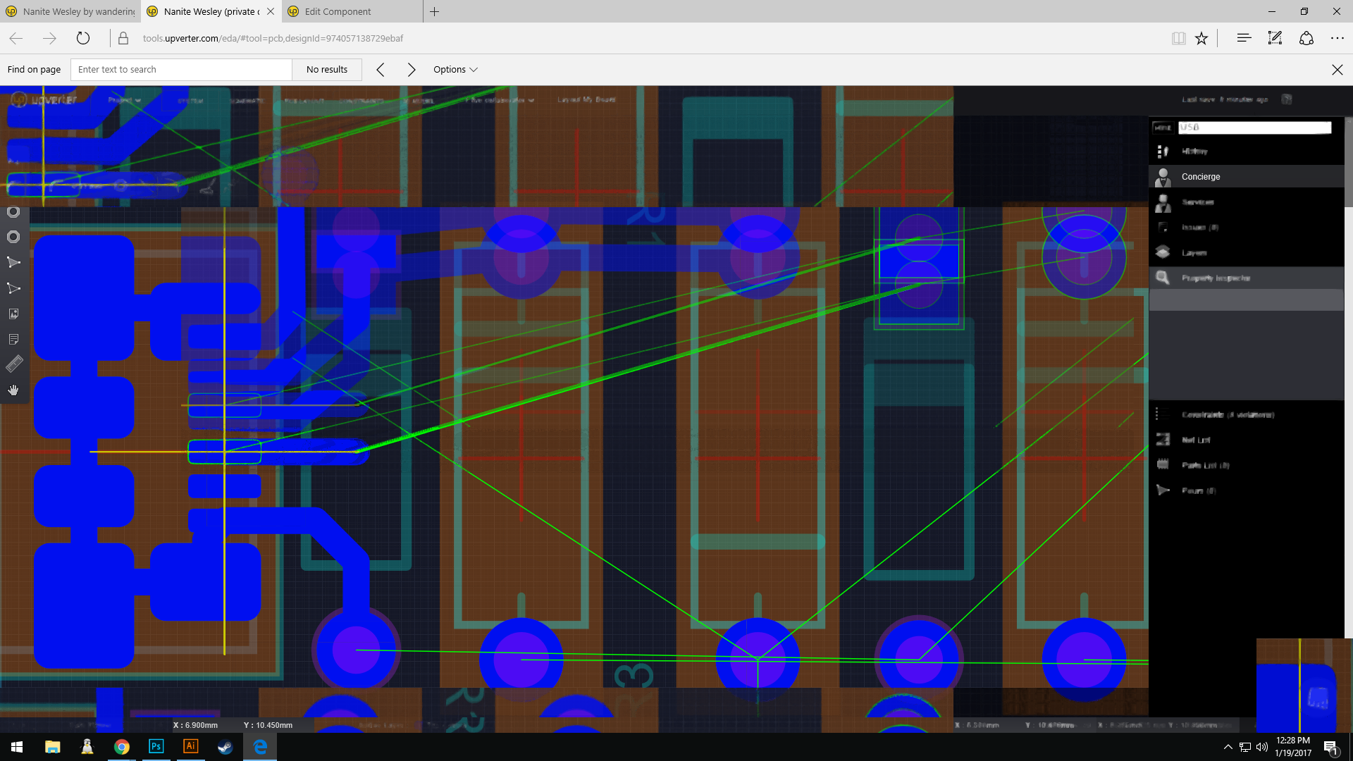 Creating A PCB In Everything: Upverter | Hackaday
