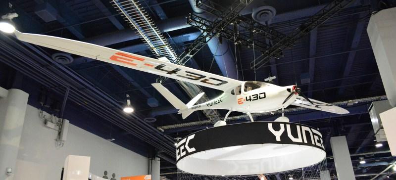 The Yuneec E-430