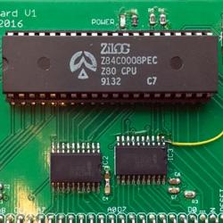 Z80 CPU