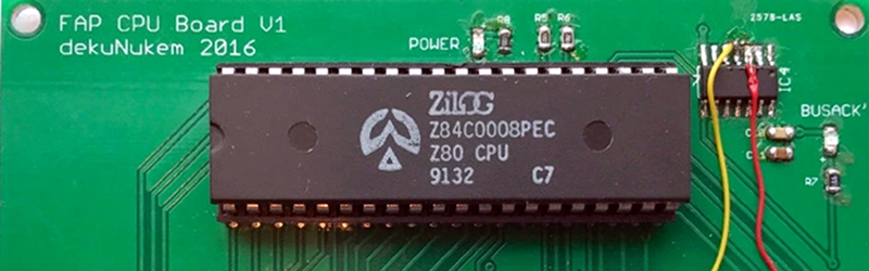 The Impressive Z80 Computer With The Unfortunate Name   Hackaday