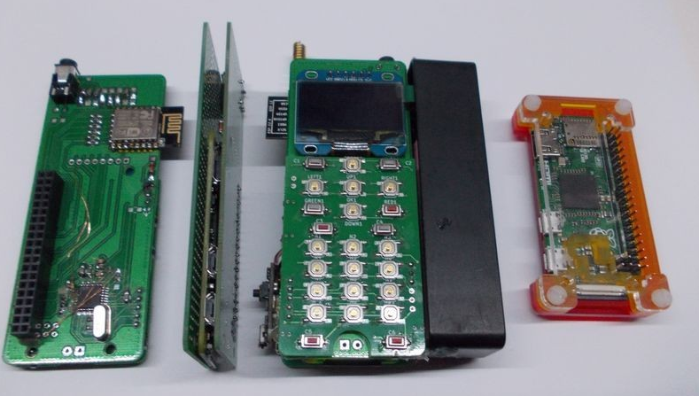 ZeroPhone Gives Smartphones The Raspberry (Pi) | Hackaday