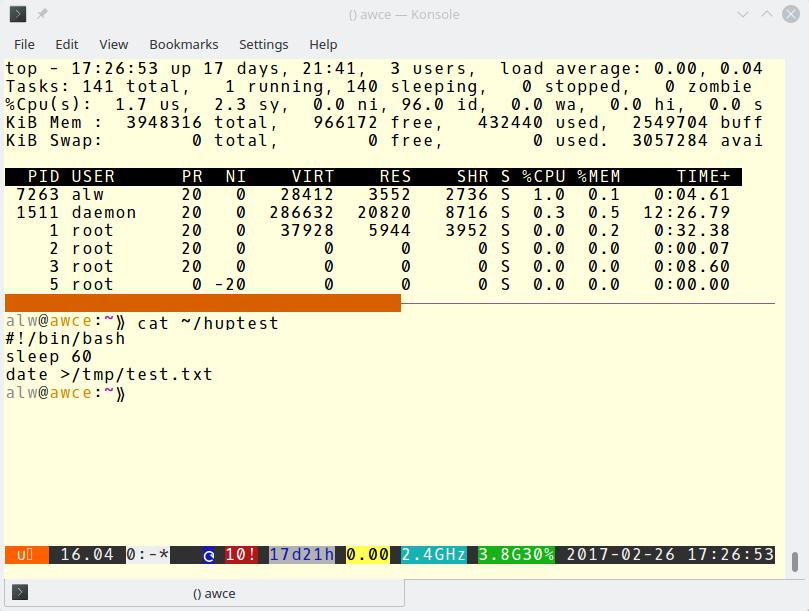Linux-Fu: Keeping Things Running | Hackaday