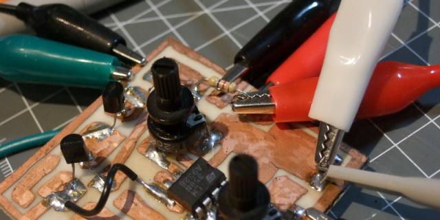 JP-8783 Clip Alligator Electrical Test Clip