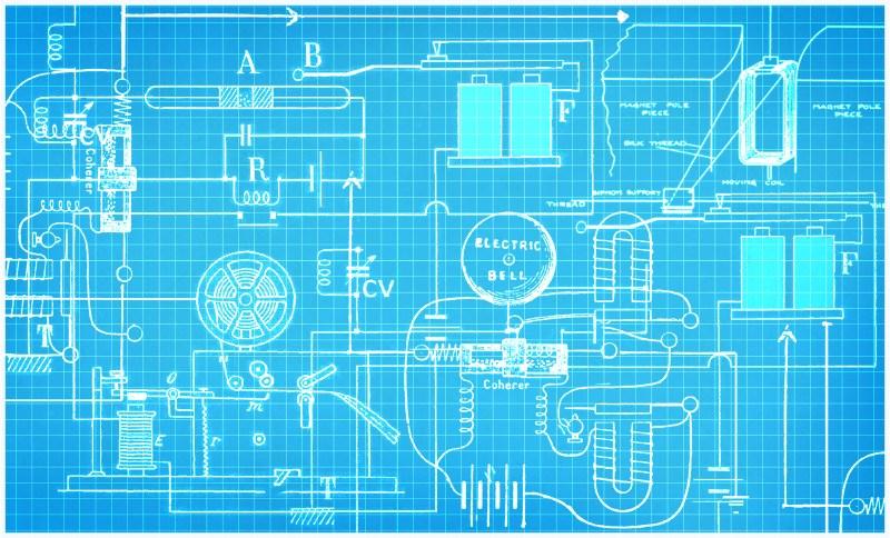 Early Electromechanical Circuits | Hackaday