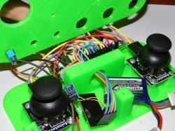 Arduino Wedge Bot Controller