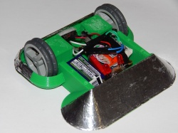 Arduino Wedge Bot Open