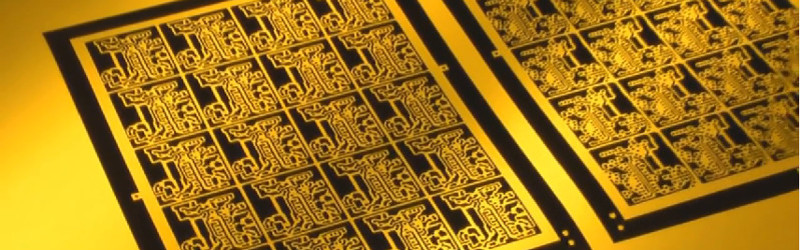 how commercial printed circuit boards are made hackaday