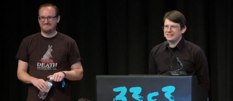 33C3: Dissecting 3G/4G Phone Modems   Hackaday