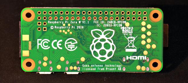 $10 Raspberry Pi Zero W Adds WiFi And Bluetooth | Hackaday