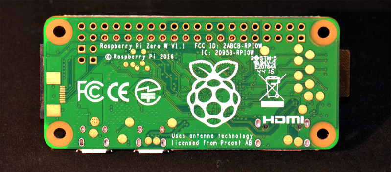 $10 Raspberry Pi Zero W Adds WiFi And Bluetooth | Hackaday