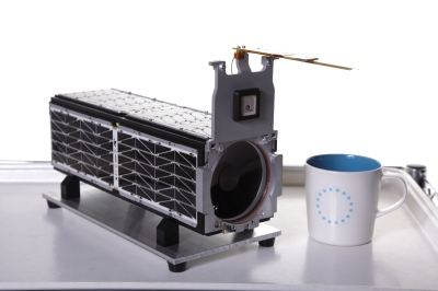 Planet Labs Dove 2 Satellite