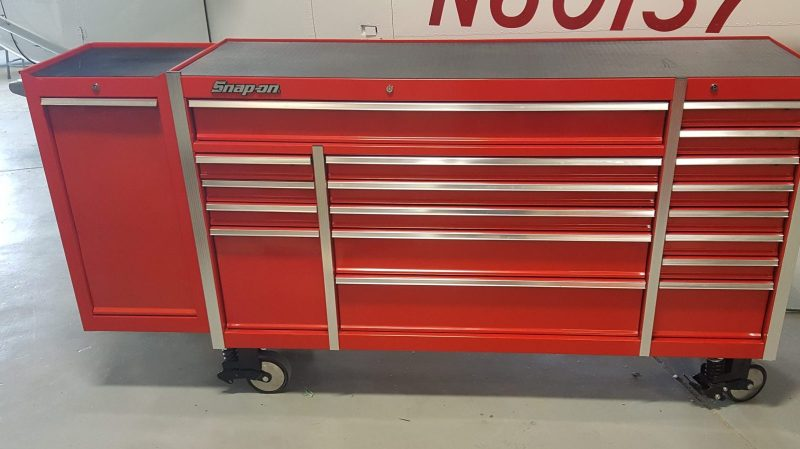 Metalworking Hacks Add Functionality To Snap On Tool Chest