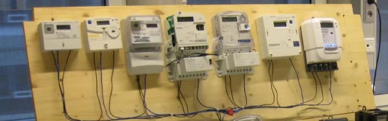 Electrical Meter By Saving