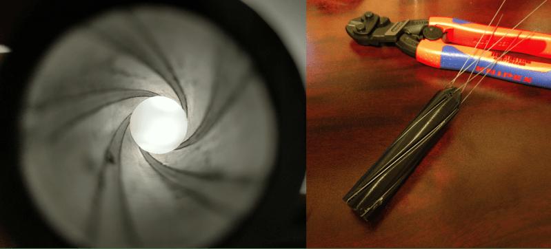 DIY Barrel Rifling With 3D Printed Help | Hackaday