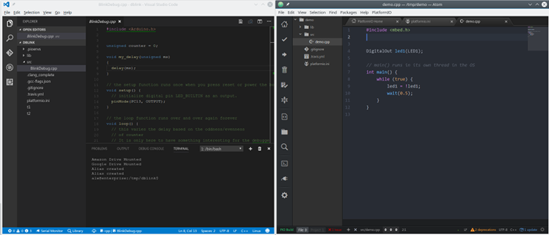 PlatformIO And Visual Studio Take Over The World | Hackaday