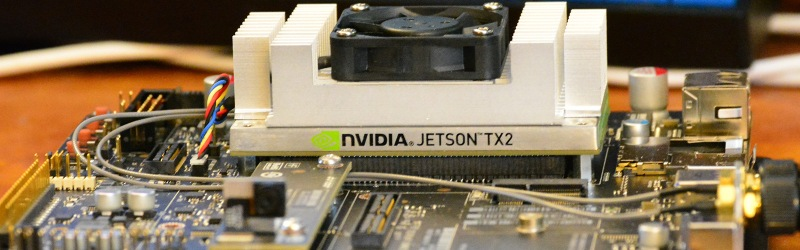Hands-On Nvidia Jetson TX2: Fast Processing For Embedded