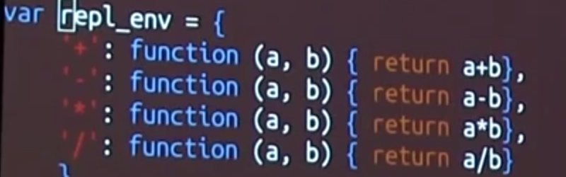 Hack Your Own Lisp Language Using… Well… Anything | Hackaday