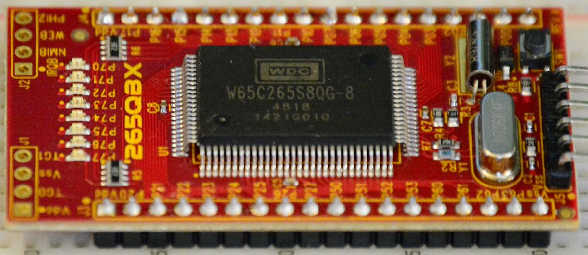 Introducing The MENSCH Microcomputer | Hackaday