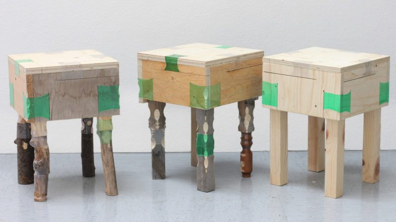 Admirable Soda Bottles Used As Heat Shrink For Wood Joinery Hackaday Creativecarmelina Interior Chair Design Creativecarmelinacom