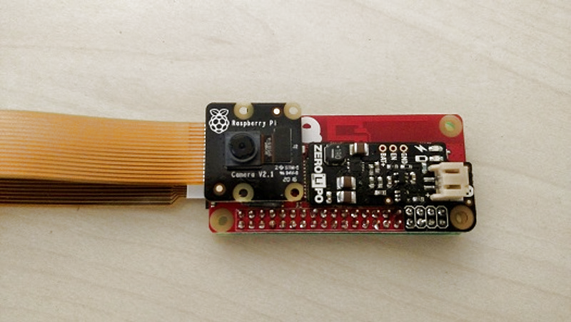 Turn That Pi Zero Into A Streaming Camera, Step-by-Step