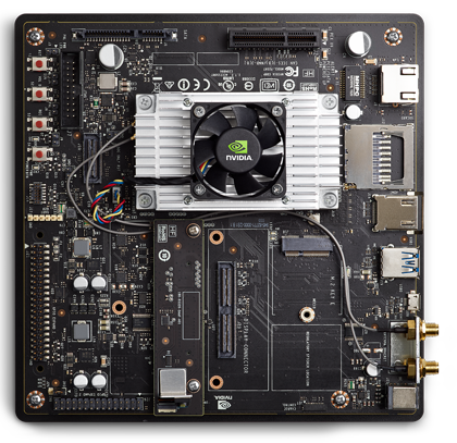 Nvidia Announces Jetson TX2 High Performance Embedded Module
