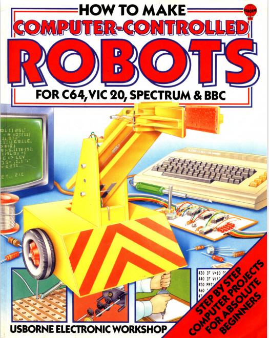 Usborne Release More 1980s Computer Books | Hackaday