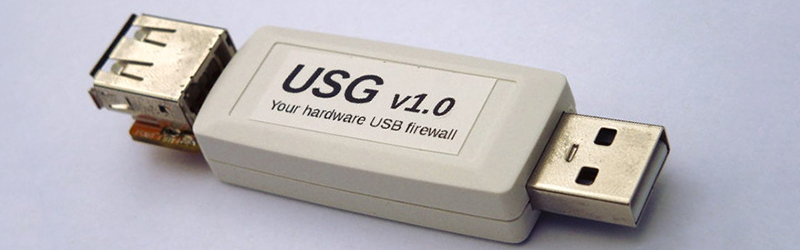 Good USB – Protecting Your Ports With Two Microcontrollers