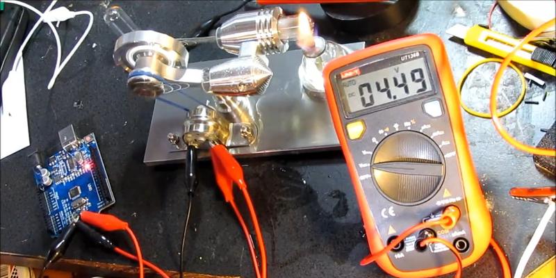Ethanol-Powered Arduinos | Hackaday