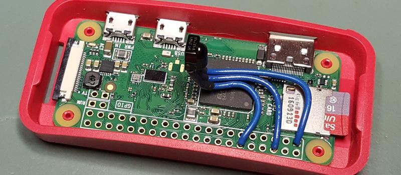 The Raspberry Pi As An IR To WiFi Bridge | Hackaday