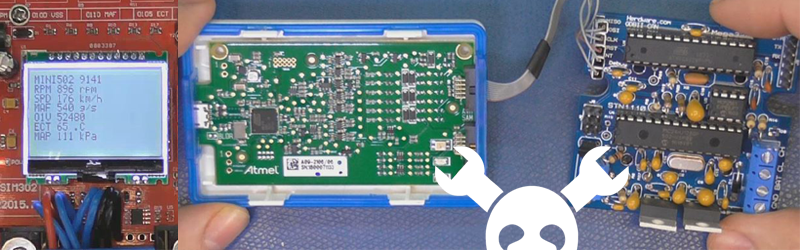 Building An OBD Speed Pulse: Behold The ICE | Hackaday