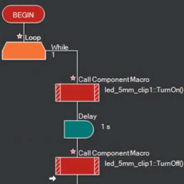 FlowCode Graphical Programming | Hackaday