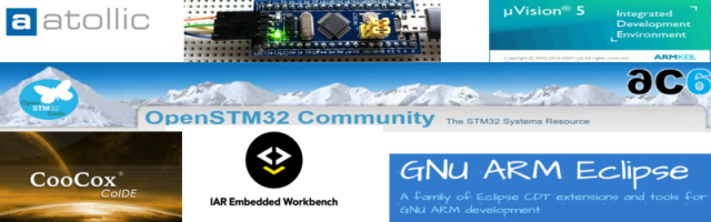 Hackaday io User Reviews Six STM32 IDEs | Hackaday
