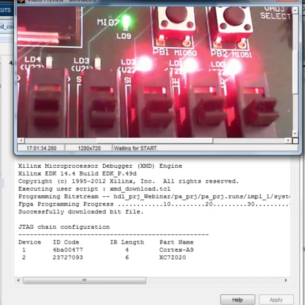 MATLAB And Simulink For Zynq | Hackaday