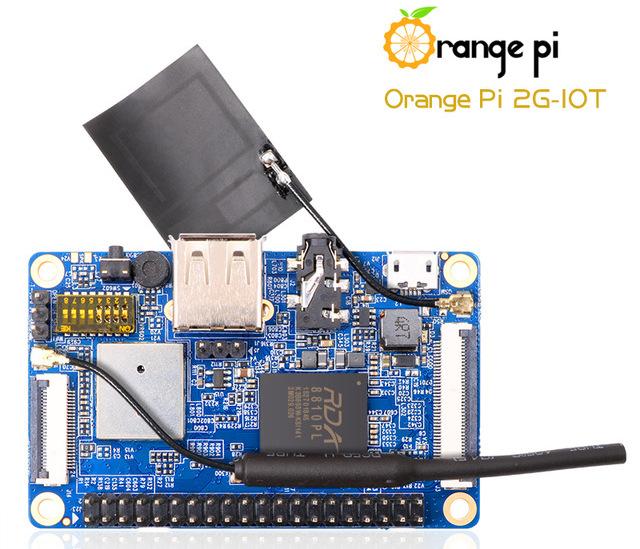 $10 Orange Pi 2G-IoT Released To Compete With Pi Zero W