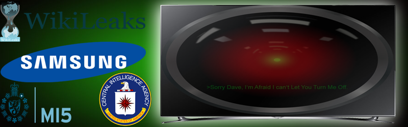 Hack Your Own Samsung TV With The CIA's Weeping Angel