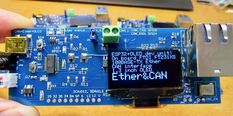 Hackaday Prize Entry: ESP32 Monster And Getting Started Quickly