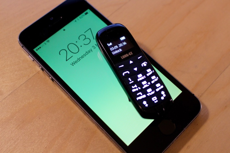 Tearing Down The Boss Phone | Hackaday