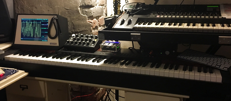 Bring Home A Classic Synth With The DIY Fairlight CMI | Hackaday
